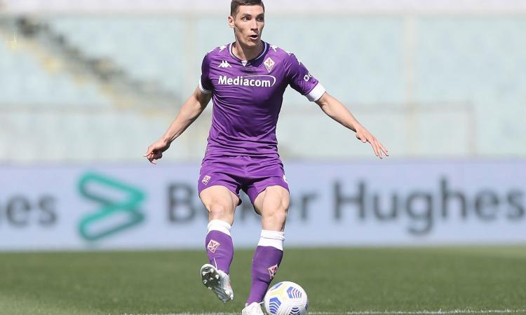 Milenkovic saluta la Fiorentina, parte l'asta: West Ham e United chiamano, Inter e Milan...