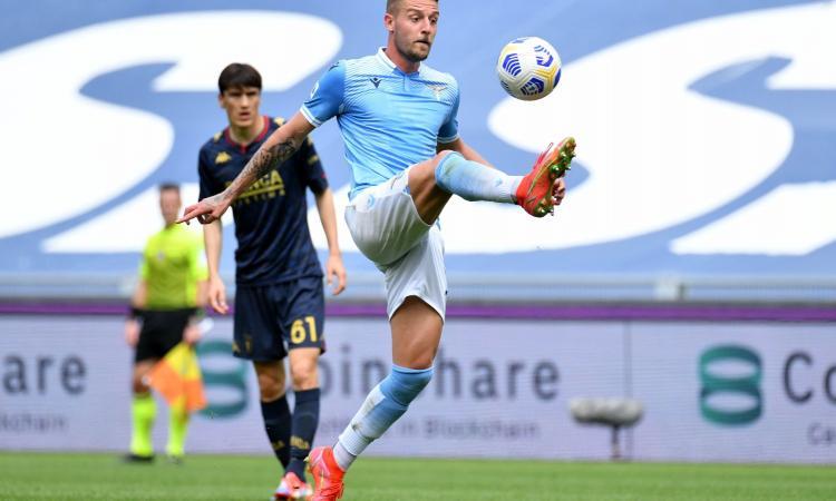 Calciomercato Inter, Marotta contatta l'agente di Milinkovic: offerta pronta!
