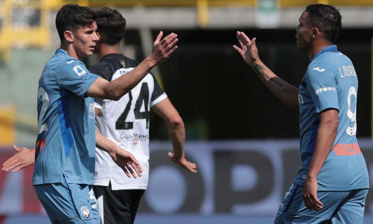 Serie A: 2-1 al Genoa, il Sassuolo vede l'Europa. Vojvoda illude il Torino, 1-1 col Verona. 5-2 dell'Atalanta al Parma