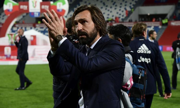 Pirlo, la Champions per riprendersi la Juve: da Zidane a Gasperini, tutti gli scenari