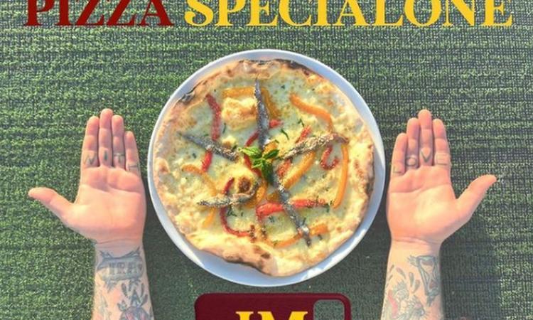 Momenti Di Gioia, 'A' Mourì, alla Roma prima der gelato ce vole...': nasce la pizza 'Special One', ecco gli ingredienti