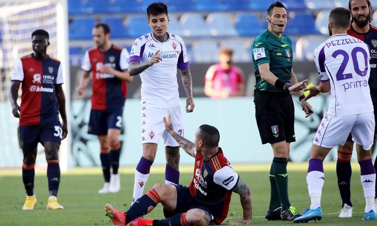 Cagliari e Fiorentina non provano neanche a farsi male. Per paura o per convenienza, lo 0-0 fa contenti tutti