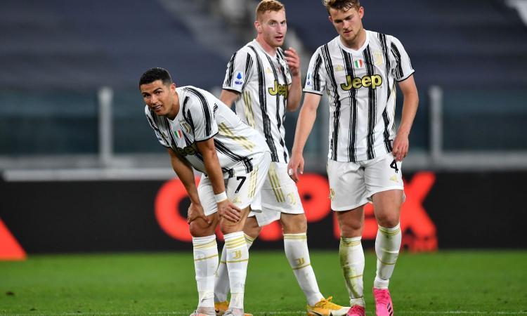 Juve, le pagelle di CM: Chiellini crolla, Morata e Ronaldo invisibili. Pirlo sbaglia tutto