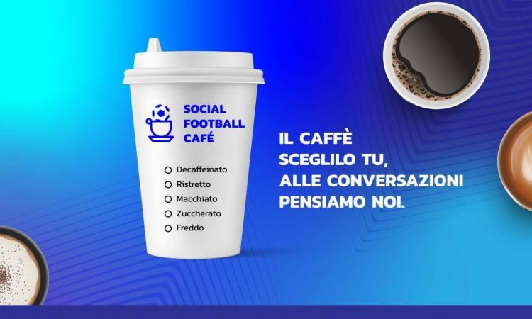 Il recovery plan del calcio, la nuova Champions e la Superlega: domani appuntamento con Social Football Cafè
