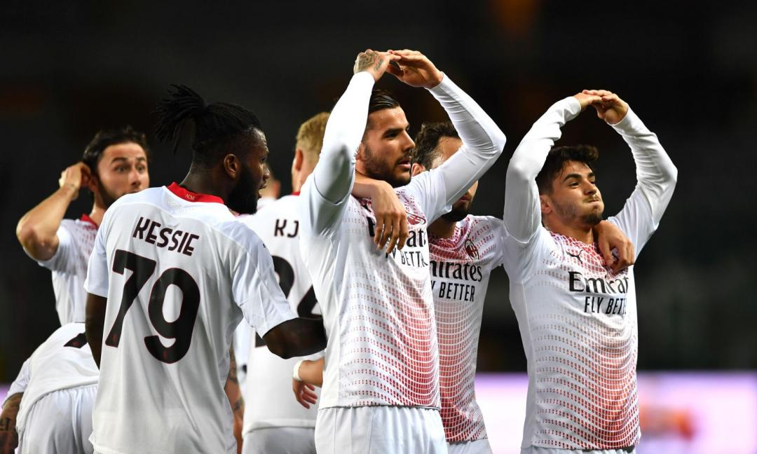 Milan, i magnifici 7. Rossoneri al settimo cielo