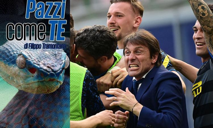 Lo scudetto è di Conte: squadra, società e tifosi, ha rivoluzionato il mondo Inter e merita di non fermarsi