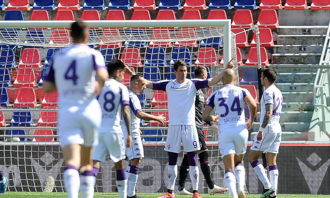 Roma-Fiorentina: ruoli e sfide a confronto