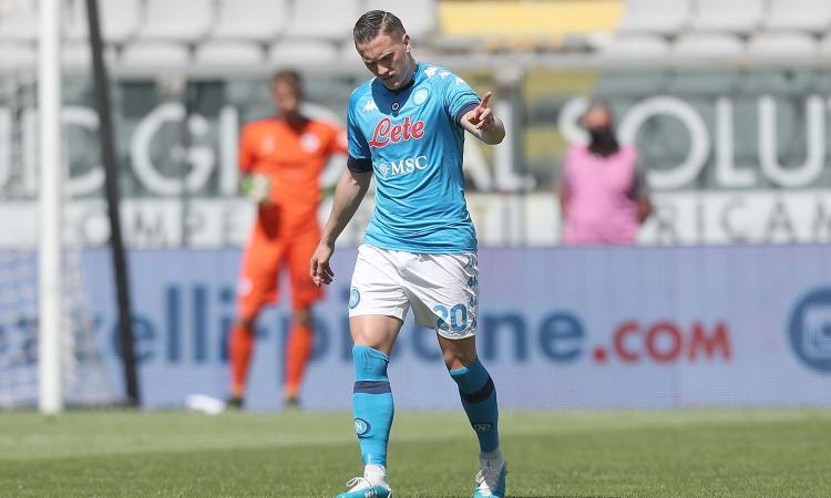 Bello e finalmente efficace, il 'nuovo' Zielinski è una vittoria di Gattuso