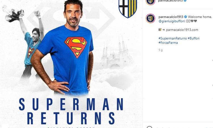 Parma, Buffon: 'Mi sento ancora fortissimo, ma mi servono emozioni vere. Mondiale 2022? Non è un obiettivo'