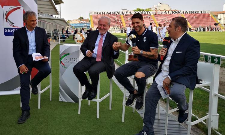 Serie C, UFFICIALE: il gol di Capogna (Lecco) nel derby col Como è il più bello della stagione