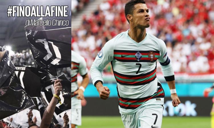 Chirico: 'Juve, se lasci partire Ronaldo è una sconfitta. Una barzelletta che gli Agnelli non possano permetterselo'