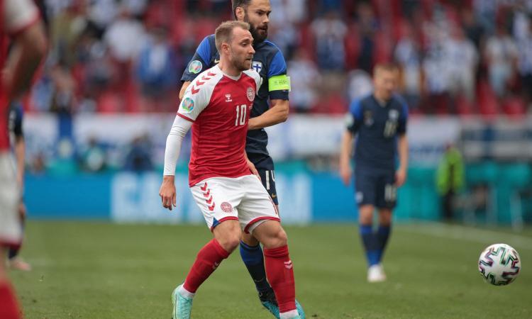 Ag. Eriksen: 'Vuole capire cos'è successo, ci vorrà tempo ma non molla. Quanto amore dal mondo Inter!'