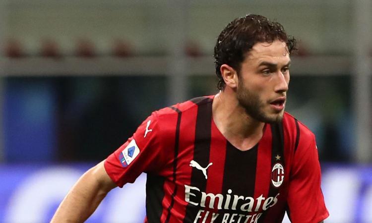 Il Milan perde anche Calabria per la Juve: guaio muscolare, le sue condizioni