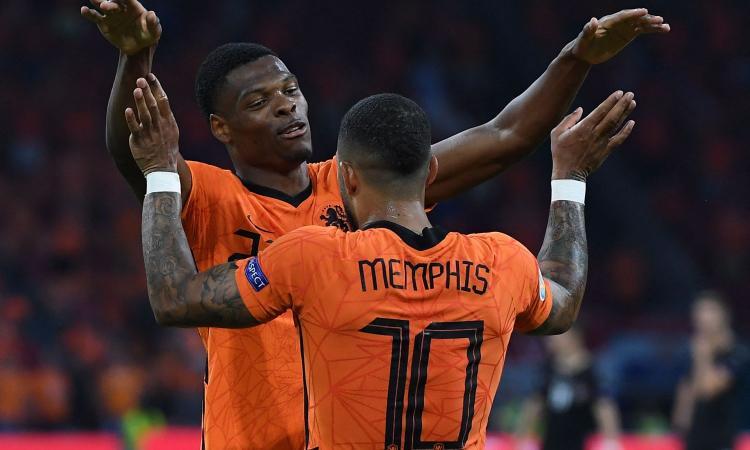Olanda-Austria, le pagelle di CM: Dumfries ci ha preso gusto, Depay totale. Disastro Alaba, Kalajdzic luce