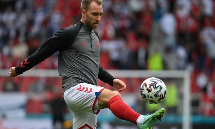Danimarca, nota UFFICIALE: 'Eriksen stabile, resta in ospedale. Ha salutato i compagni'