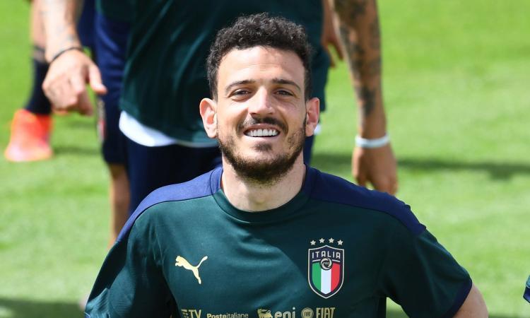 Florenzi: 'Italia con più qualità del 2016. Mou? Mercato dopo gli Europei. Vaccino una fortuna...'