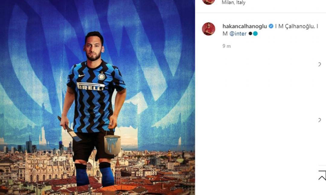 Calhanoglu: brava Inter!! Disastro Milan