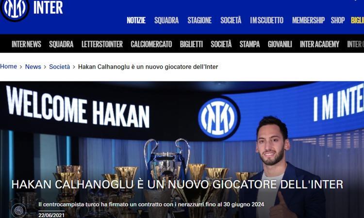 Stipendi Inter, Calhanoglu prende 5 mln come l'uscente Hakimi. Barella e Lautaro a 2,5, Skriniar a 3:  tutte le cifre