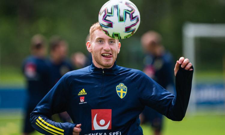 Il gialloblù esalta Kulusevski: con la Svezia come quello di Parma, così con Allegri può rilanciarsi anche alla Juve