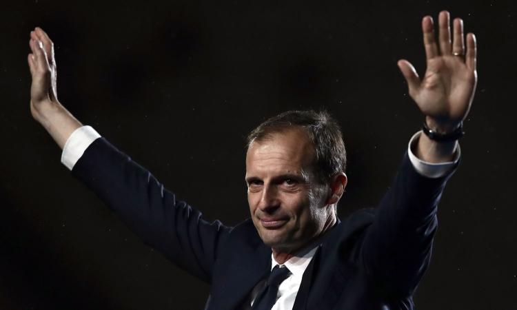 Juvemania: Allegri non ha vinto in Europa, niente paragoni con Trapattoni e Lippi. Il mercato la cartina tornasole