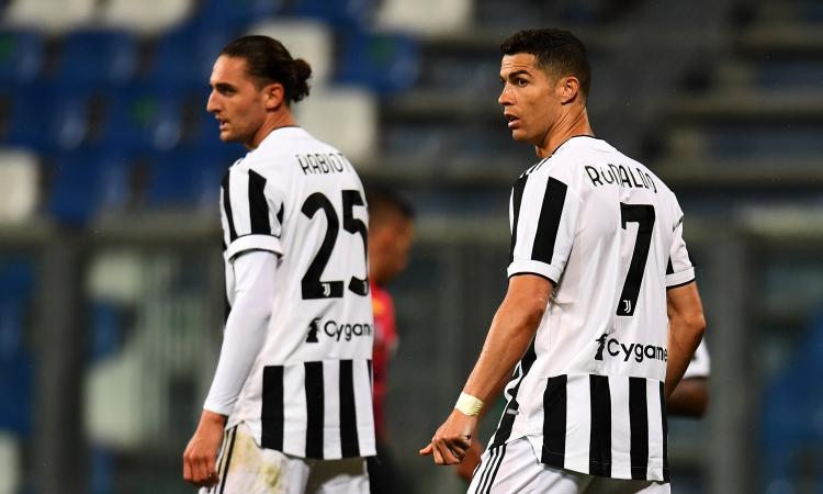 Juve, gli Europei spiegano i tuoi errori: da Ronaldo a Morata, passando per Rabiot, Szczesny e Spinazzola