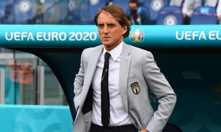 Italia, Mancini: 'Ho pochi dubbi, decido all'ultimo. Il Belgio è la più forte d'Europa, ma non ci snatureremo'