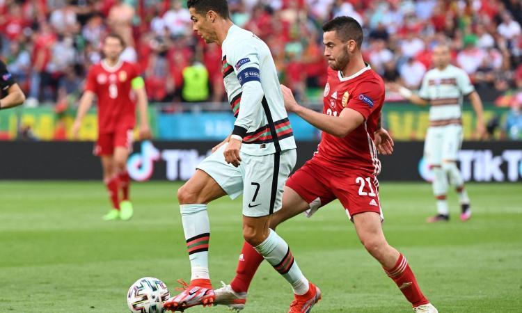 Ungheria-Portogallo, le pagelle di CM: Ronaldo ancora protagonista, Rafa Silva entra bene, Szalai generoso