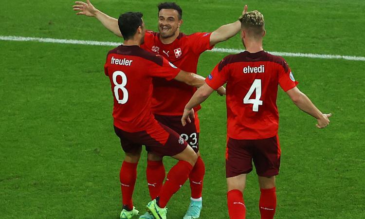 La Svizzera vince 3-1 e chiude terza, Turchia eliminata