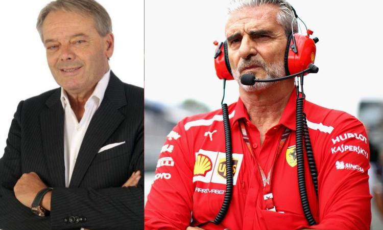 Turrini a CM: 'Juve, Arrivabene tifoso e amico di Agnelli. Elkann fa mea culpa: alla Ferrari ha messo l'interista Binotto'