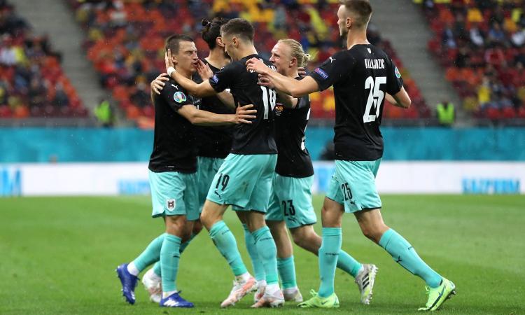Pandev non basta, decide l'altro ex Inter Arnautovic: Austria, tris storico alla Macedonia del Nord
