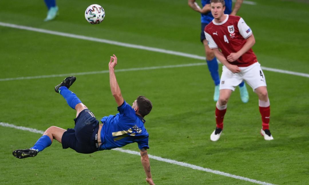 Italia-Austria 2-1: che sofferenza, ma siamo ancora vivi!