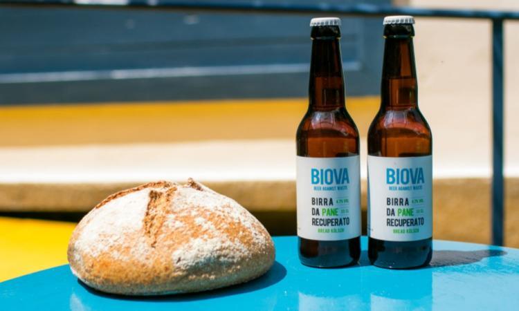 Una birra artigianale, ricavata dal pane invenduto, per la lotta allo spreco alimentare