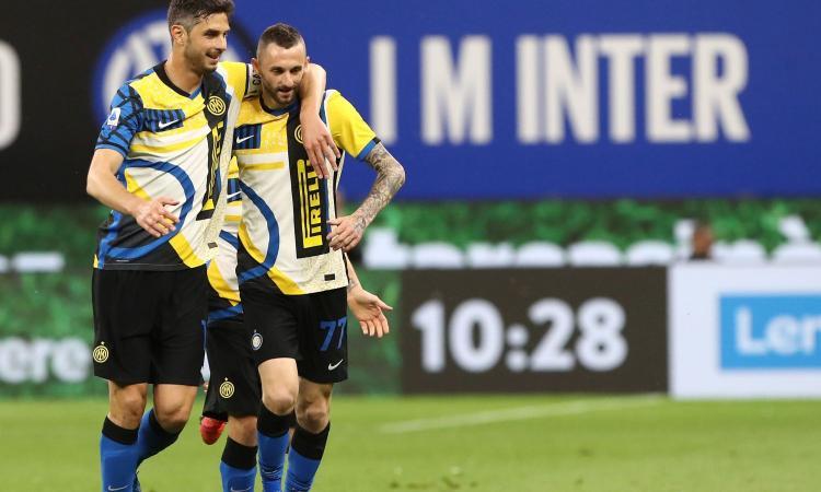 Inter, le prime scelte di Inzaghi: non si tocca Brozovic, ma c'è il rebus rinnovo