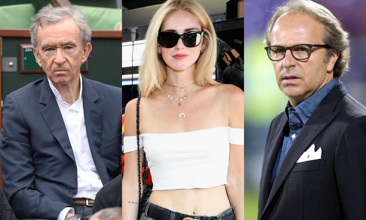 Arnault e Chiara Ferragni, la Tod's vola in Borsa: i Della Valle ora possono vendere. E se tornassero nel calcio?