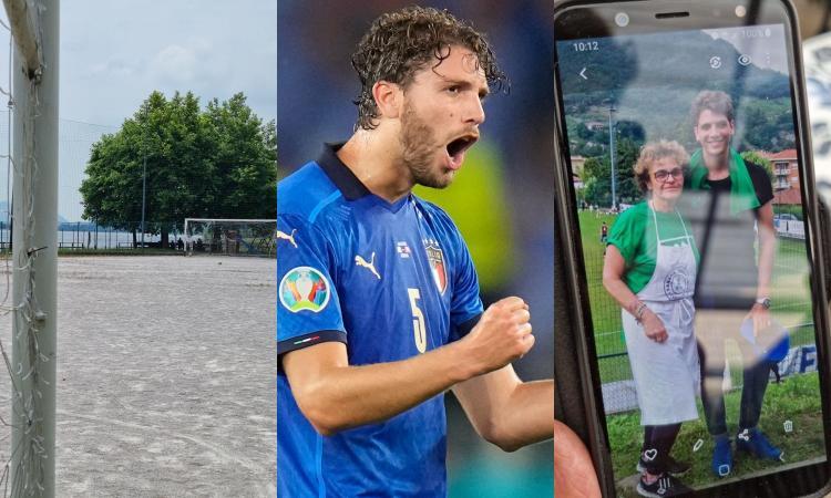 Alle origini di Locatelli, dal campo in sabbia alla Nazionale: 'Una volta diventò allenatore. E a scuola non faceva lo scemo...'