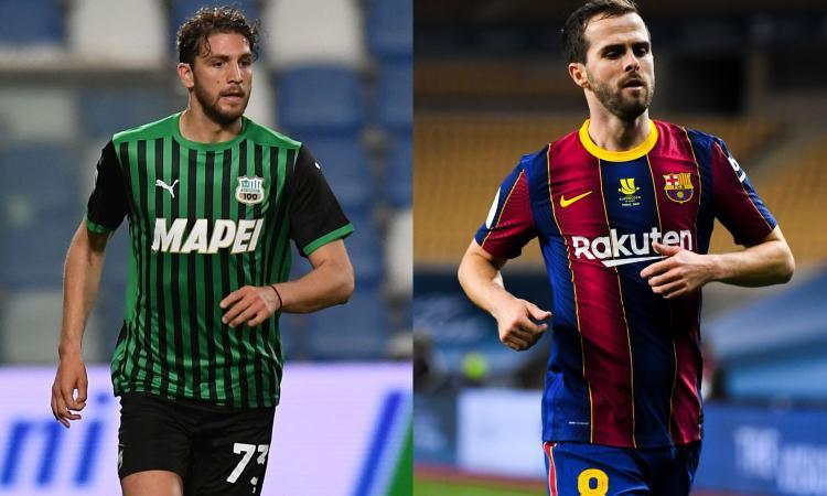 Locatelli più Pjanic, la Juve prepara il doppio colpo: la data per l'accordo col Barcellona