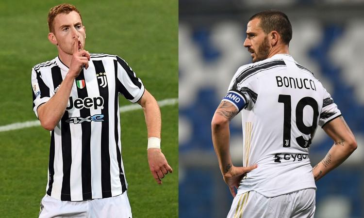Juventus, Paratici vuole portare al Tottenham Bonucci e Kulusevski