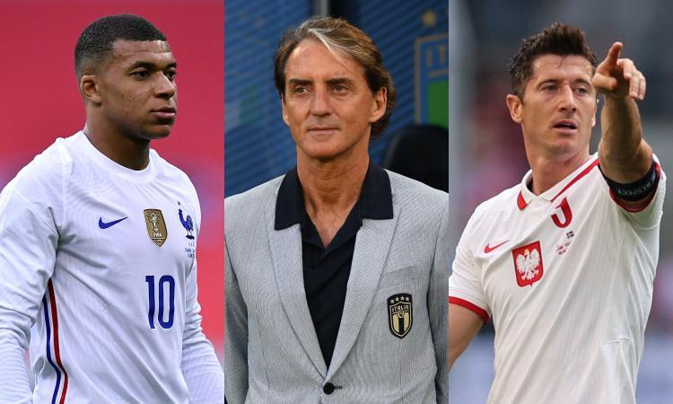 Euro 2020, la griglia di partenza: pole Francia, Polonia la sorpresa. E l'Italia... Chi vincerà? VOTA IL NOSTRO SONDAGGIO