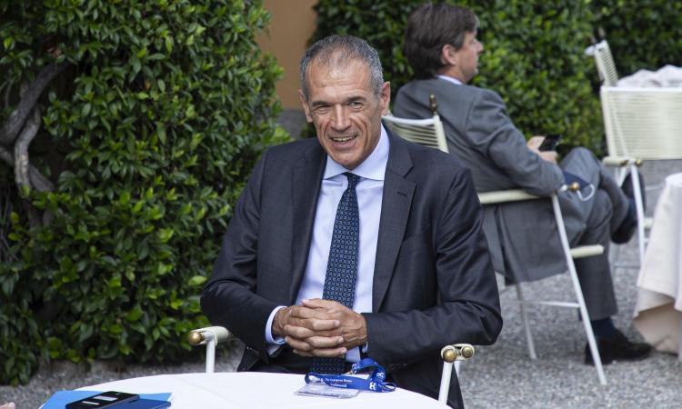 Interspac, Cottarelli: 'Centomila tifosi hanno risposto al sondaggio. Il progetto va avanti'