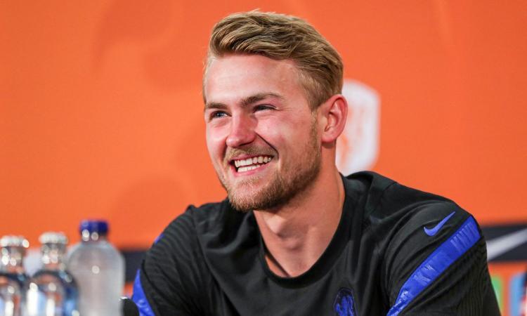Olanda, De Ligt risponde a Van Basten: 'E' un grande campione, bisogna solo ascoltare'