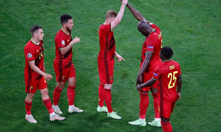 Belgio, quanto sei forte! E Lukaku e De Bruyne sono due fenomeni