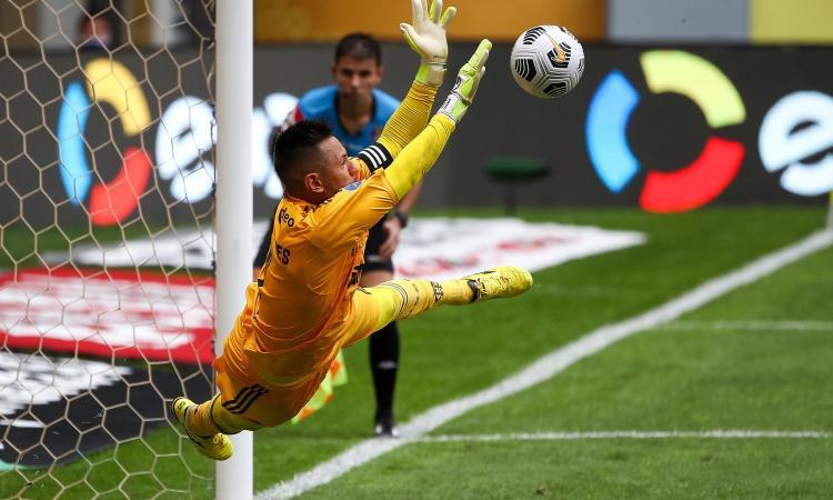 Juve, per il dopo Buffon spunta Diego Alves. E Romero...