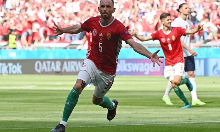 Euro2020, clamoroso a Budapest: Ungheria-Francia finisce 1-1!