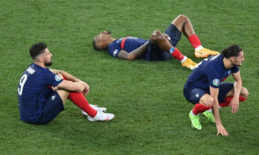 Francia, fuori i favoriti!! La follia dei campioni