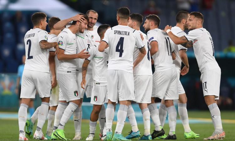 L'Italia splende, ma i top player sono nelle altre nazionali: i 10 giocatori che valgono di più di Euro2020