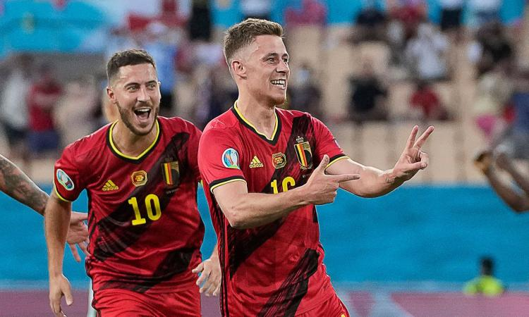 Belgio-Portogallo, le pagelle di CM: super Hazard bros, Lukaku straripa. Ronaldo da 6, delude Bernardo Silva. Che Sanches!