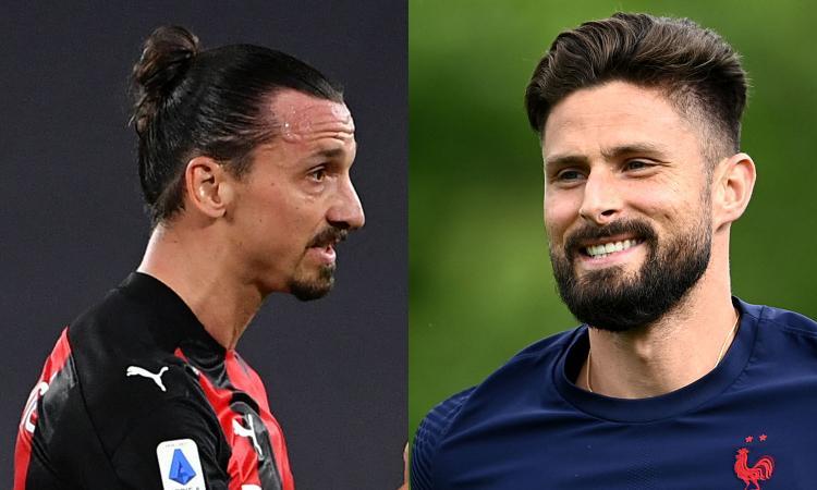 Il Milan non si ferma a Ibra-Giroud: Maldini studia un altro colpo in attacco