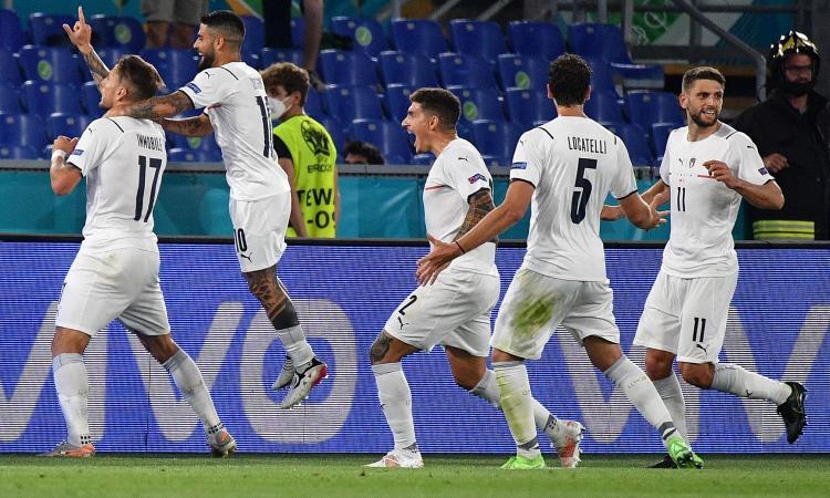 Turchia-Italia 0-3: il tabellino