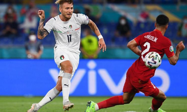 Immobile: 'Abbiamo avuto la pazienza di attendere il loro calo, il gol un'emozione indescrivibile. Il messaggio di Lino Banfi...'