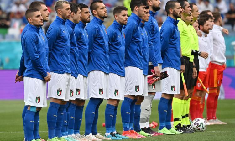 Belgio-Italia: gli azzurri si inginocchieranno. La Figc: 'Solidarietà con gli avversari, ma non condividiamo la campagna'